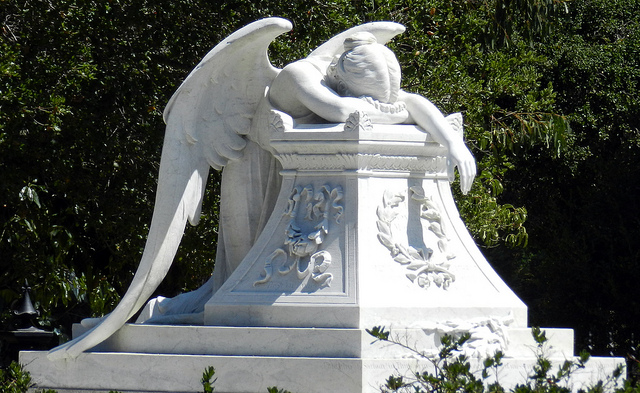 The Stanford University Angel and a Murder Mystery at the Moana