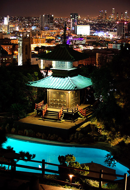 L.A.'s Exotic Yamashiro: Hollywood History with a ...